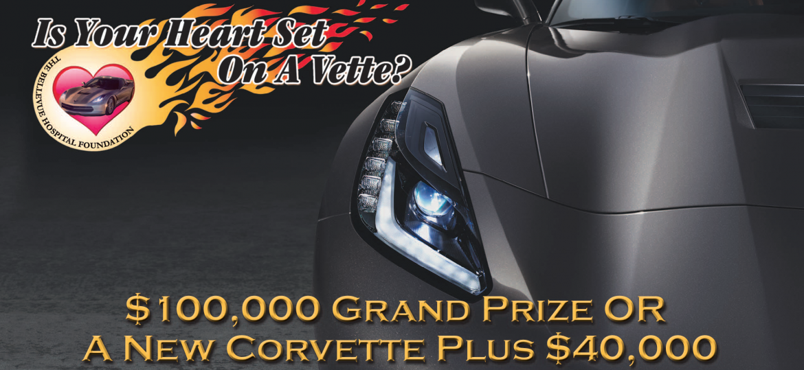 Vette Raffle - The Bellevue Hospital Foundation